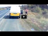 צפו: תאונה ללא מוצא