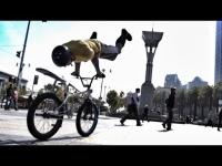 אופני פארקור - ברחובות בסן פרנסיסקו!