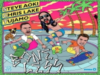 Steve Aoki, Chris Lake & Tujamo - Boneless