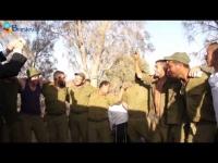 מבצע צוק איתן - הברסלבים מגיעים לעזה לשמייח חיילים