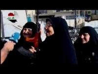 צפו: הנשים בעיראק מגויסות למערכה נגד ארגון הטרור דאעש