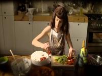 עברי לידר - אסתר אוכלת פחמימה