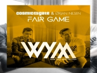 Cosmic Gate & Orjan Nilsen - Fair Game