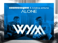 Cosmic Gate & Kristina Antuna - Alone