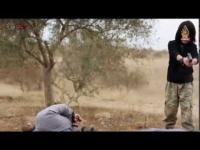 סרטון של ילד בן 10 מוציא להורד מטעם דאעש