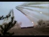 צפו: ירי רוסי מאסיבי ללא הבחנה על אזרחי אוקריאנה