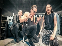 Steve Aoki ft Dimitri Vegas & Like Mike vs Boostedkids Remix - Born To Get Wild