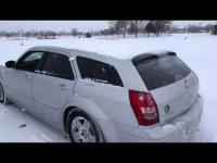סאב וופר מפרק שלג מהרכב