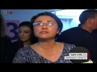 חברת הכנסת חנין זועבי הותקפה על ידי פעיל ימין