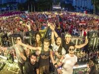 Steve Aoki - Ultra Music Festival Miami 2015