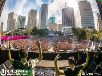 W&W - Ultra Music Festival Miami 2015