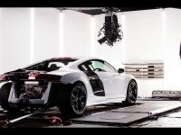 Audi R8 V10 Plus סאונד מנועי