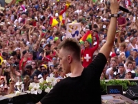 Nicky Romero - Tomorrowland 2015 הסט המלא מטומורולנד