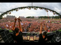 W&W - Tomorrowland 2015 הסט המלא מטומורולנד