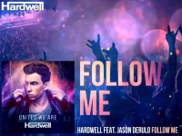 Hardwell feat. Jason Derulo - Follow Me