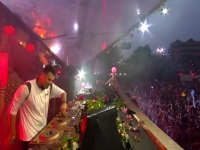 Afrojack - Tomorrowland 2016 הסט המלא מטומורולנד