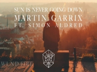 Martin Garrix ft. Simon Aldred - Sun Is Never Going Down