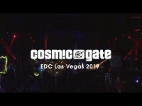 Cosmic Gate @ EDC Las Vegas 2017