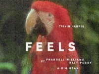 Calvin Harris ft. Pharrell Williams, Katy Perry, Big Sean - Feels