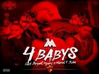 Maluma ft. Noriel, Bryant Myers, Juhn - Cuatro Babys