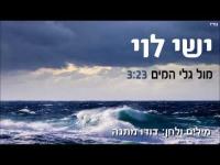 ישי לוי - מול גלי המים