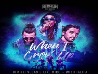 Dimitri Vegas & Like Mike ft. Wiz Khalifa - When I Grow Up