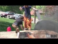 פספוסים - אסור לשחק באש