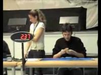 האנשים המהירים בעולם