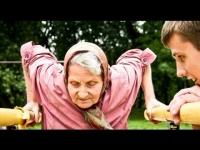 סבתא בת 72 בכושר יותר מצעיר בן 27