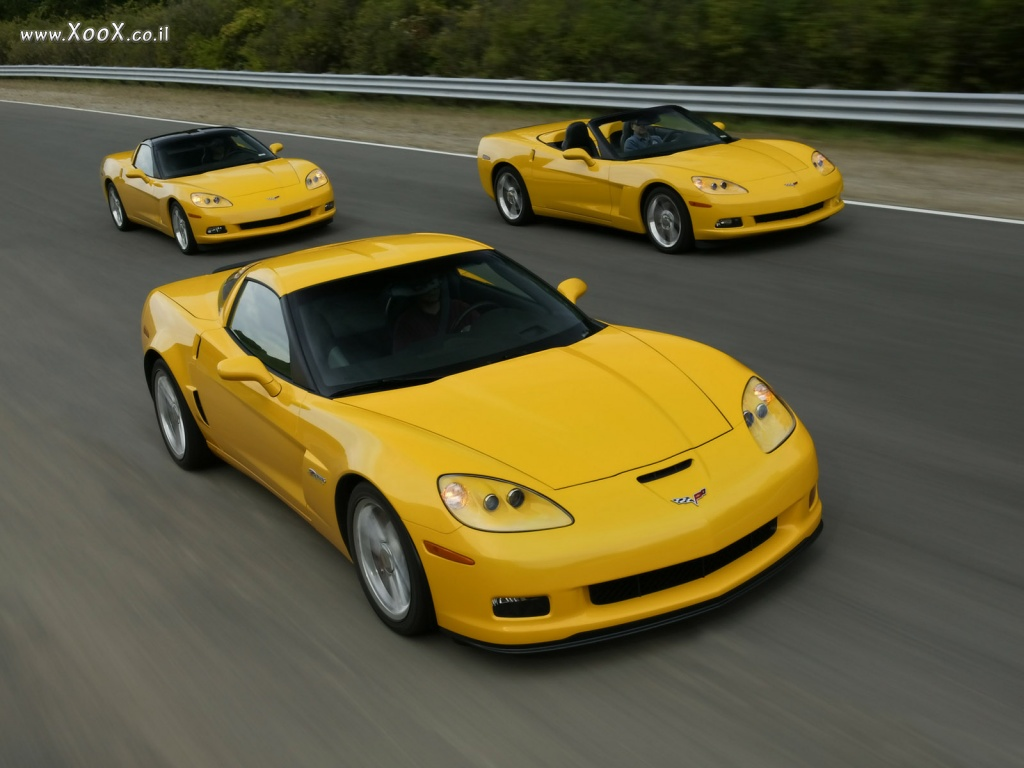 фото автомобилей Chevrolet Corvett…