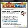 משחקים רובוט לחווה בפייסבוק
