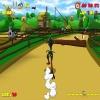 משחקים Ostrich Runner - מרוץ היענים