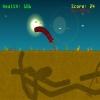 משחקים תולעת המוות Death Worm