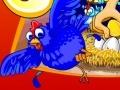 בחוות התרנגולות