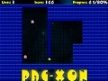 Pac-Xon פאקמן סוגר שטחים