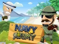 משחק חיל הים נגד הצבא Navy Vs Army
