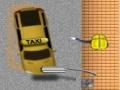 משחק אתגר נהג המנותי 2 Taxi driver challenge