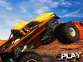 משחק מלחמת הטרקטורונים - Truck Wars
