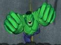 משחק מעגל המחיצות של הענק הירוק - Hulk Central Smashdown