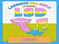 LSD ft. Sia, Diplo, Labrinth - Audio