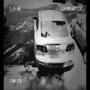 צפו: גנב רכב מקצועי נתפס במצלמת אבטחה