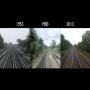 הבדלי הנסיעה ברכבת מלונדון לברייטון מלפני 60 שנה, 30 שנה, והיום
