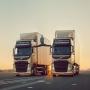 ז'אן-קלוד ואן דאם עושה שפגט בפרסומת למשאיות וולוו