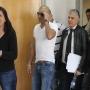 תיעוד: אייל גולן נעצר בפרשת הקטינות