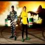 קן בלוק נגד ניימאר - כדורגל ונהיגת ראלי ביחד