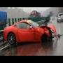 פספוסי תאונות דרכים בכבישי רוסיה 2014