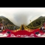 [מגניב] - רכבת הרים ב 360° מעלות
