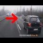 צפו: רוסי משוגע שולף אקדח על מישהו שעקף אותו בכביש