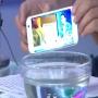 צפו: סמסונג גלקסי 7 בטבילה בתוך המים!