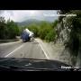 נס מתאונה קטלנית עם משאית